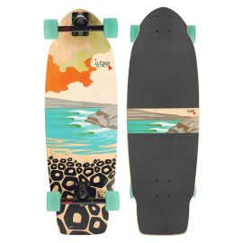 jucker hawaii carving skateboard skatesurfer pono