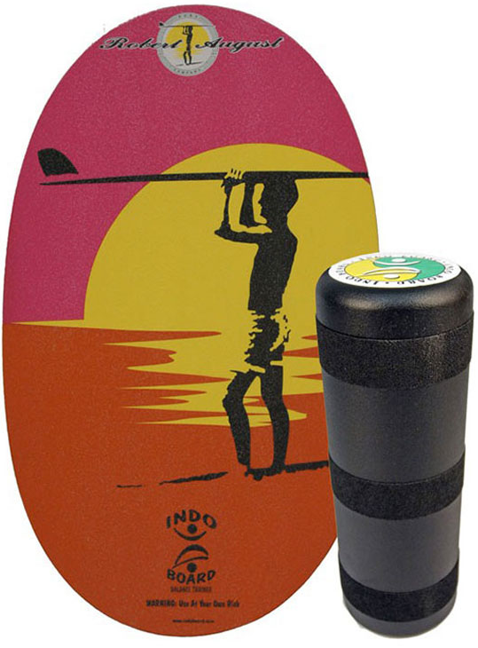 Indoboard Robert August con rullo