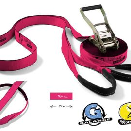 Rookie 5cm flash'line pink 15mt